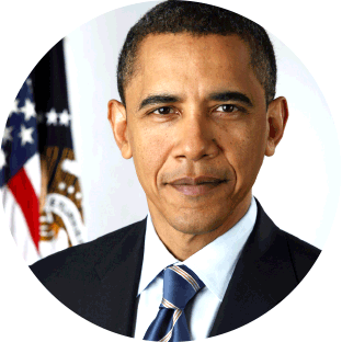 photo of Barack Obama